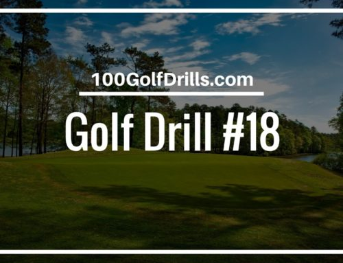 Best Golf Swing Lag Drill